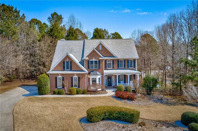 3430 Silver Lake Drive, Cumming, GA 30041 (MLS #6850338) :: KELLY+CO