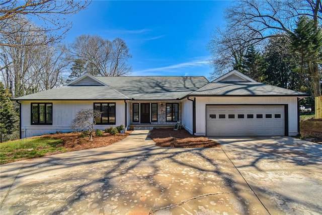 539 Crestview Terrace, Gainesville, GA 30501 (MLS #6850448) :: HergGroup Atlanta