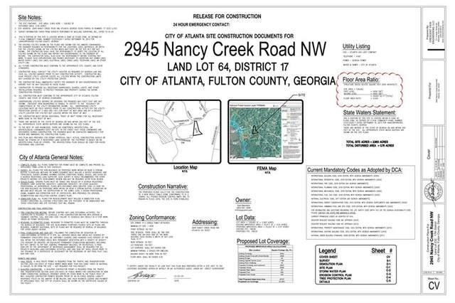 2945 Nancy Creek Road NW, Atlanta, GA 30327 (MLS #6850499) :: Keller Williams Realty Cityside