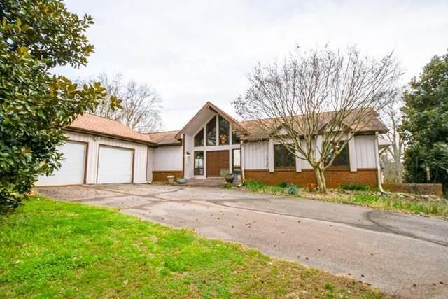 633 Bo Bo Banks Road, Grantville, GA 30220 (MLS #6850507) :: Lucido Global