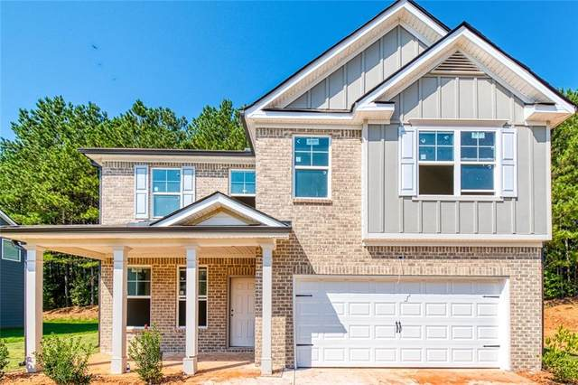 3645 Broadwick Lane, Stonecrest, GA 30038 (MLS #6850528) :: North Atlanta Home Team