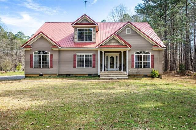 16 Byars Road SW, Kingston, GA 30145 (MLS #6850541) :: North Atlanta Home Team