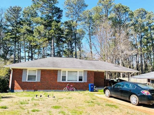 689 Oak Hill Circle, Stone Mountain, GA 30083 (MLS #6850604) :: 515 Life Real Estate Company