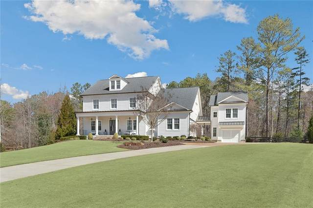 5060 Forest Circle, Alpharetta, GA 30004 (MLS #6850648) :: KELLY+CO