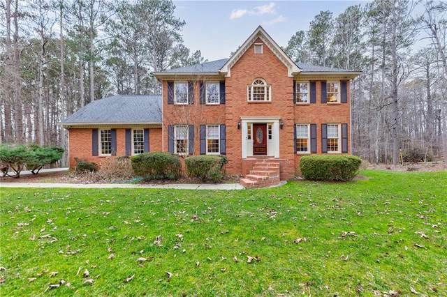 2303 Cross Creek Drive SW, Powder Springs, GA 30127 (MLS #6850686) :: North Atlanta Home Team