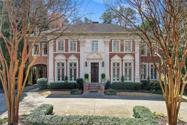 4401 Davidson Avenue NE, Atlanta, GA 30319 (MLS #6850696) :: Scott Fine Homes at Keller Williams First Atlanta