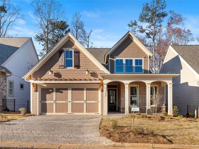 333 Little Pine Lane, Woodstock, GA 30188 (MLS #6850766) :: North Atlanta Home Team