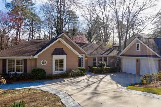 463 E Wesley Road NE, Atlanta, GA 30305 (MLS #6850781) :: Path & Post Real Estate