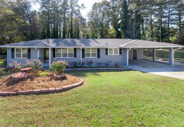 1305 Clay Road SW, Mableton, GA 30126 (MLS #6850782) :: North Atlanta Home Team