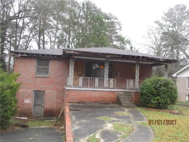 645 Woods Drive NW, Atlanta, GA 30318 (MLS #6850837) :: Keller Williams Realty Cityside