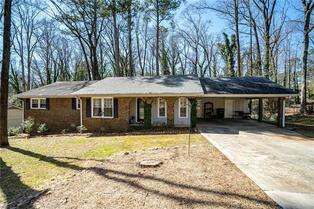 547 Dorsey Circle SW, Lilburn, GA 30047 (MLS #6850838) :: North Atlanta Home Team