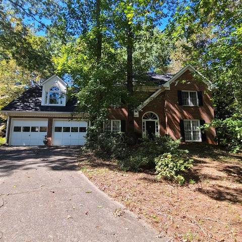 1287 Channel Park SW, Marietta, GA 30064 (MLS #6850850) :: KELLY+CO