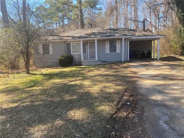 279 Howell Terrace SW, Atlanta, GA 30331 (MLS #6850879) :: KELLY+CO