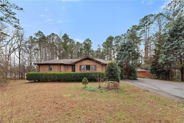 3205 Forest Creek Drive SW, Marietta, GA 30064 (MLS #6850892) :: North Atlanta Home Team