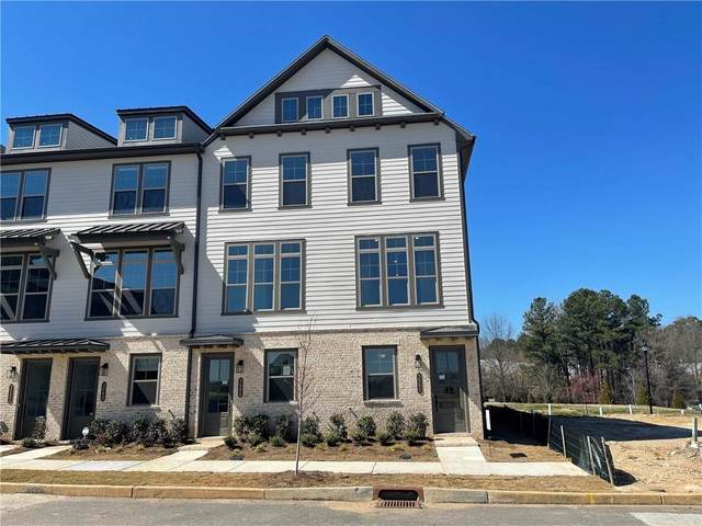 3980 Allegretto Circle #32, Atlanta, GA 30339 (MLS #6850963) :: Thomas Ramon Realty