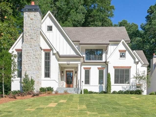 3610 Old Ivy Lane, Atlanta, GA 30342 (MLS #6851004) :: North Atlanta Home Team