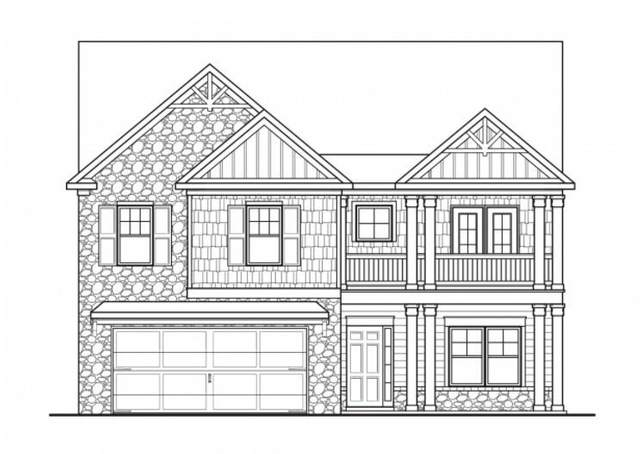 2070 Woodmont Drive, Douglasville, GA 30135 (MLS #6851070) :: North Atlanta Home Team