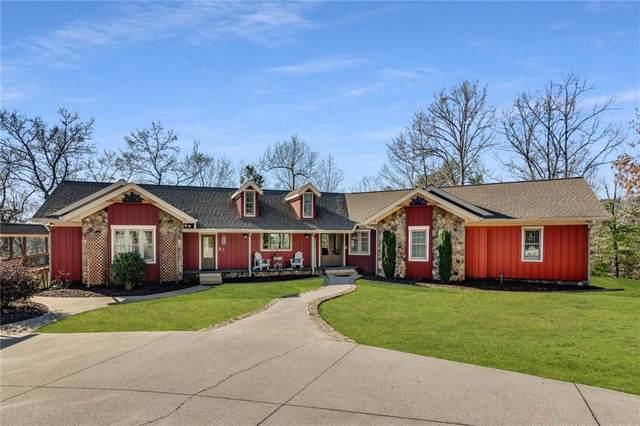 1939 John Call Road, Talking Rock, GA 30175 (MLS #6851075) :: 515 Life Real Estate Company