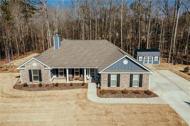 453 Mulberry Creek Drive, Good Hope, GA 30641 (MLS #6851151) :: North Atlanta Home Team