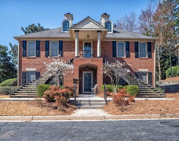 6 Plantation Drive NE A, Atlanta, GA 30324 (MLS #6851158) :: Thomas Ramon Realty