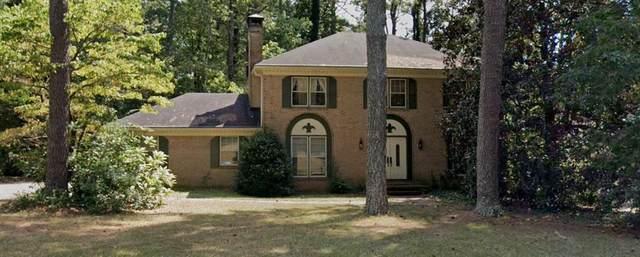 950 Carlisle Road, Stone Mountain, GA 30083 (MLS #6851191) :: The Zac Team @ RE/MAX Metro Atlanta