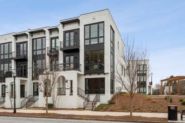 2520 Appleden Place #5, Atlanta, GA 30319 (MLS #6851300) :: North Atlanta Home Team