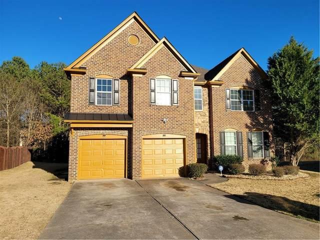 1166 Simonton Peak Way, Lawrenceville, GA 30045 (MLS #6851309) :: North Atlanta Home Team