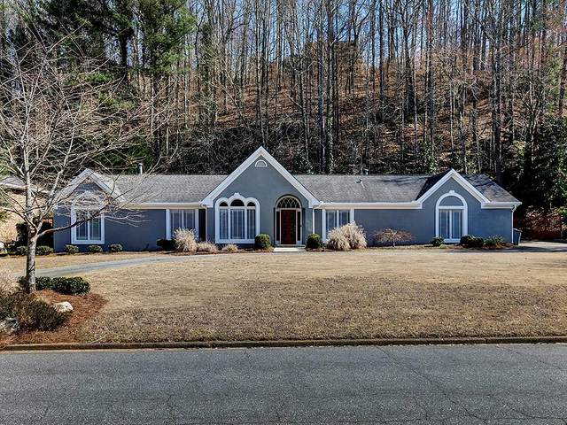 1190 Oakhaven Drive, Roswell, GA 30075 (MLS #6851319) :: Path & Post Real Estate