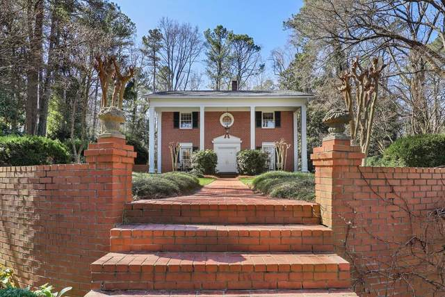 392 Chinquapin Drive SW, Marietta, GA 30064 (MLS #6851462) :: North Atlanta Home Team