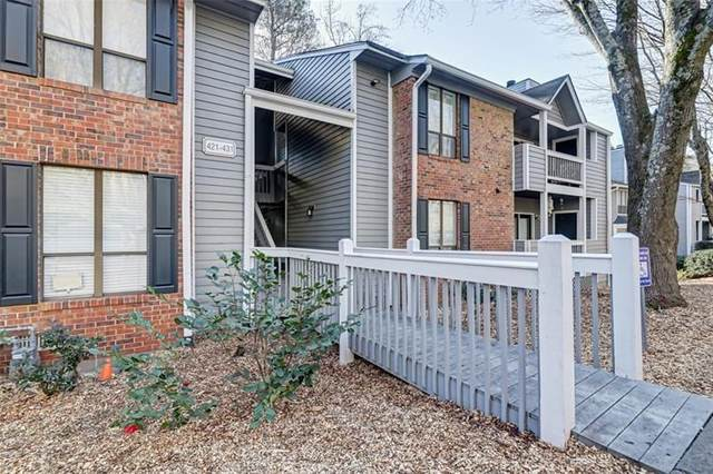427 Warm Springs Circle, Roswell, GA 30075 (MLS #6851566) :: Thomas Ramon Realty