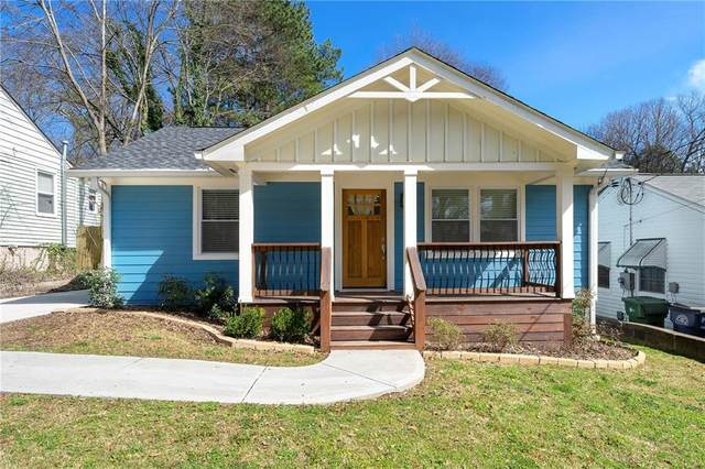 2260 Nelms Drive SW, Atlanta, GA 30315 (MLS #6851623) :: Thomas Ramon Realty