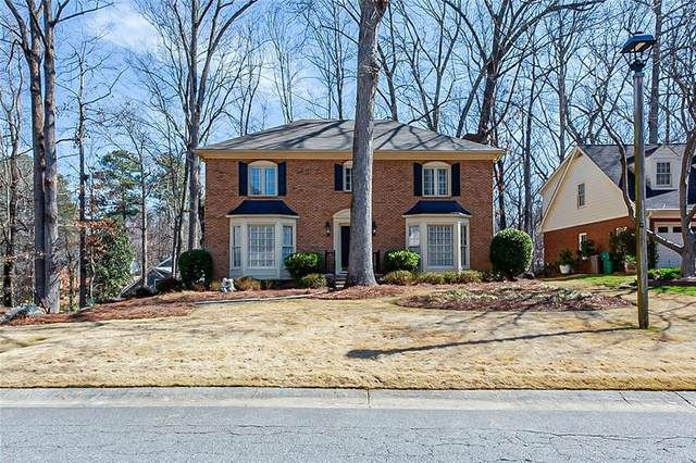 6348 Station Mill Drive, Peachtree Corners, GA 30092 (MLS #6851726) :: North Atlanta Home Team