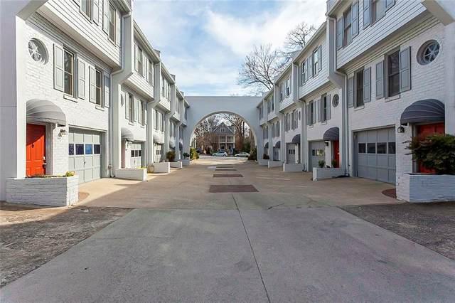 856 Saint Charles Avenue NE #10, Atlanta, GA 30306 (MLS #6851747) :: RE/MAX Prestige