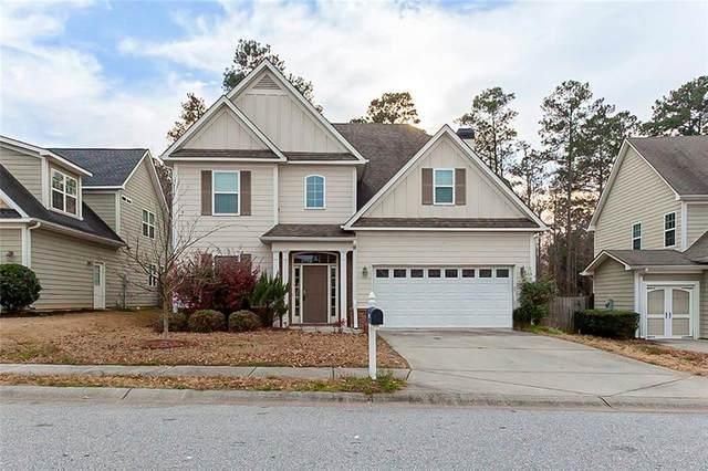 606 Blackburn Lane, Peachtree City, GA 30269 (MLS #6851767) :: Lucido Global