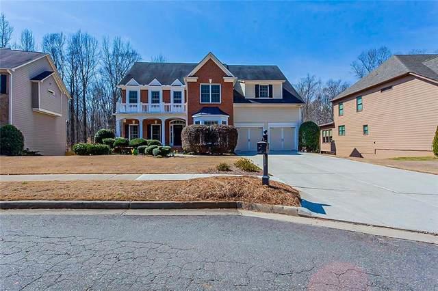 4835 Trilogy Park Trail, Hoschton, GA 30548 (MLS #6851784) :: North Atlanta Home Team
