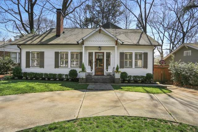 109 Peachtree Hills Avenue, Atlanta, GA 30305 (MLS #6851869) :: The Zac Team @ RE/MAX Metro Atlanta