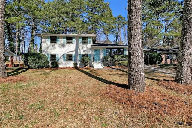 3205 Weslock Circle, Decatur, GA 30034 (MLS #6852046) :: The Zac Team @ RE/MAX Metro Atlanta