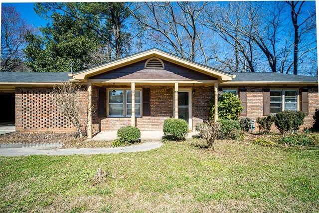 5637 Lake Acworth Drive NW, Acworth, GA 30101 (MLS #6852062) :: North Atlanta Home Team