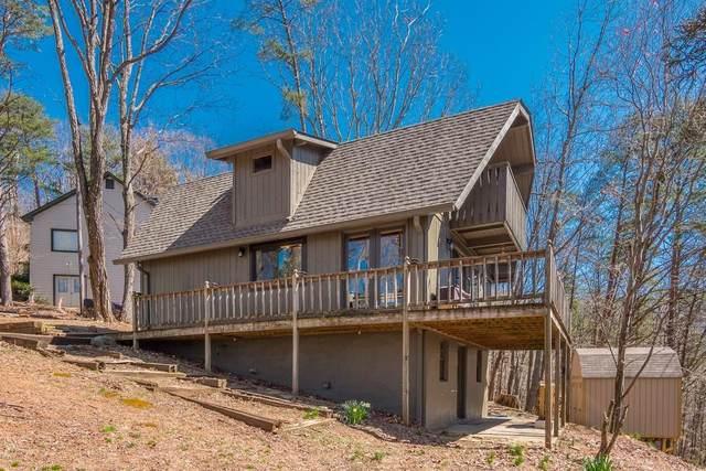 140 Shadowick Mountain Road, Jasper, GA 30143 (MLS #6852101) :: 515 Life Real Estate Company