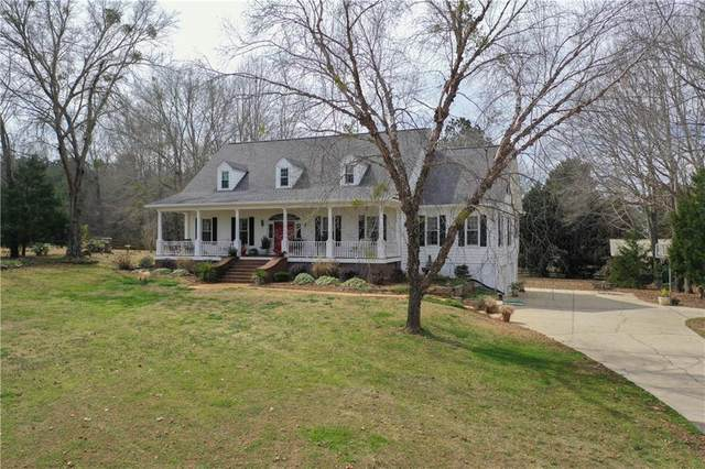 6478 Old West Point Road, Lagrange, GA 30240 (MLS #6852112) :: North Atlanta Home Team