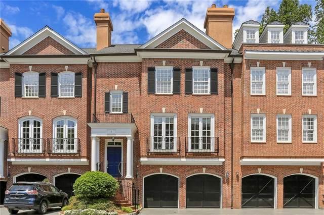 3533 Roxboro Road NE #3, Atlanta, GA 30326 (MLS #6852122) :: Good Living Real Estate