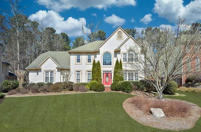 4418 Derwent Drive NE, Roswell, GA 30075 (MLS #6852143) :: North Atlanta Home Team