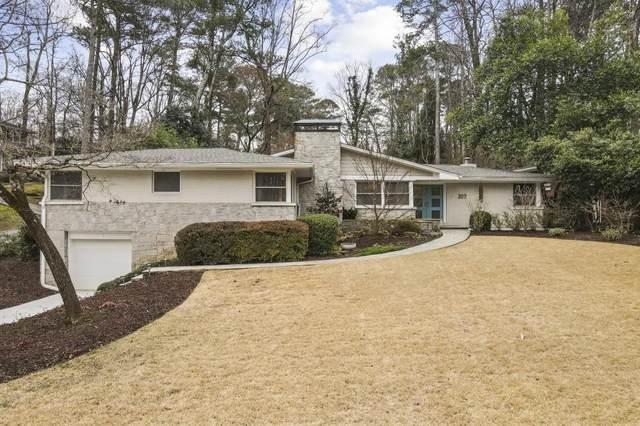 309 Heaton Park Drive, Decatur, GA 30030 (MLS #6852157) :: North Atlanta Home Team