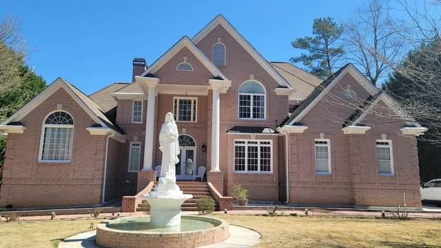 8618 Shoreview Court, Jonesboro, GA 30236 (MLS #6852171) :: North Atlanta Home Team