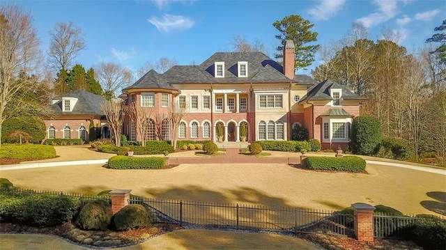 2804 Spreading Oaks Drive NW, Acworth, GA 30101 (MLS #6852183) :: North Atlanta Home Team