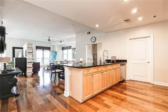 325 E Paces Ferry Road NE #411, Atlanta, GA 30305 (MLS #6852228) :: AlpharettaZen Expert Home Advisors