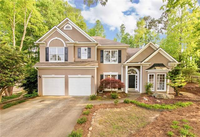 2118 Jockey Hollow Drive NW, Kennesaw, GA 30152 (MLS #6852362) :: Path & Post Real Estate