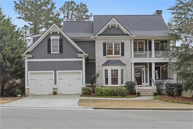 521 Wooded Mountain Trail, Canton, GA 30114 (MLS #6852470) :: Rock River Realty
