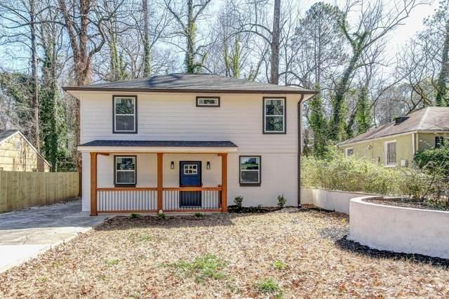 1322 Graymont Drive SW, Atlanta, GA 30310 (MLS #6852520) :: The Butler/Swayne Team