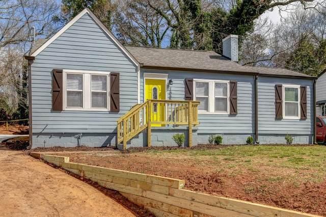 1665 Sandtown Road SW, Atlanta, GA 30311 (MLS #6852537) :: The Butler/Swayne Team